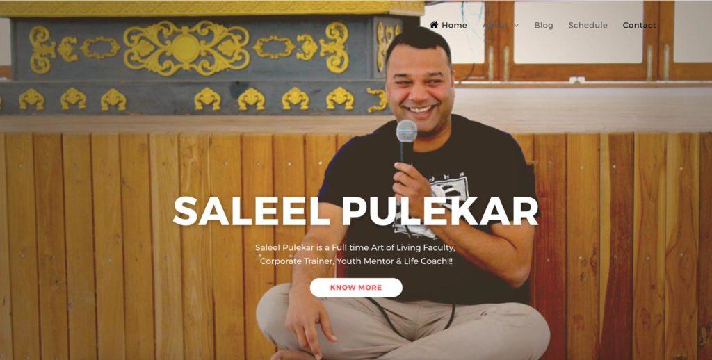 Saleel Pulekar