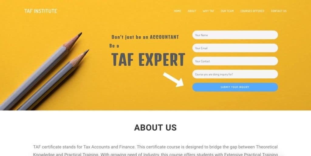 TAF Institute